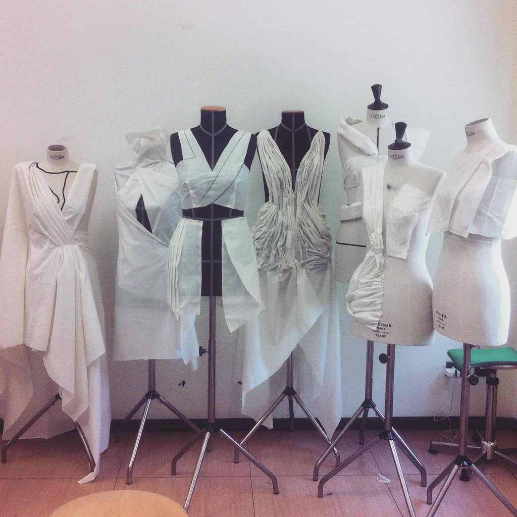 MargheritaMazza - fashion design teaching